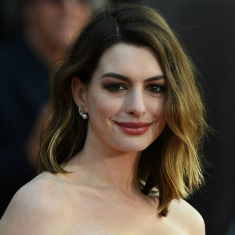 Oscar-winning actress Anne Hathaway