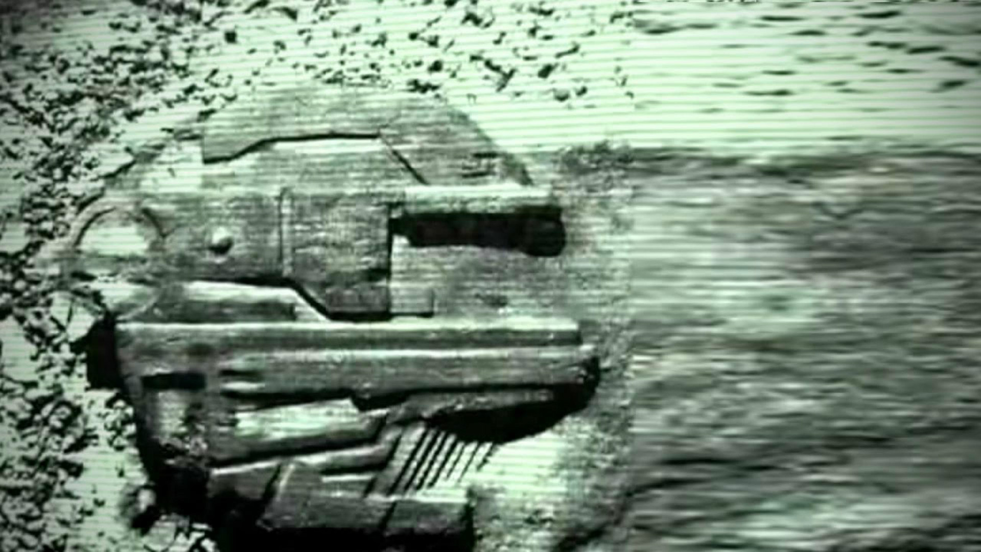 The Baltic Sea Anomaly.