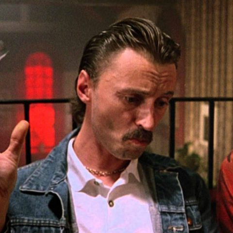 Begbie in Trainspotting