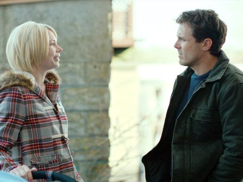 Manchester By The Sea with Michelle Williams and Casey Affleck.