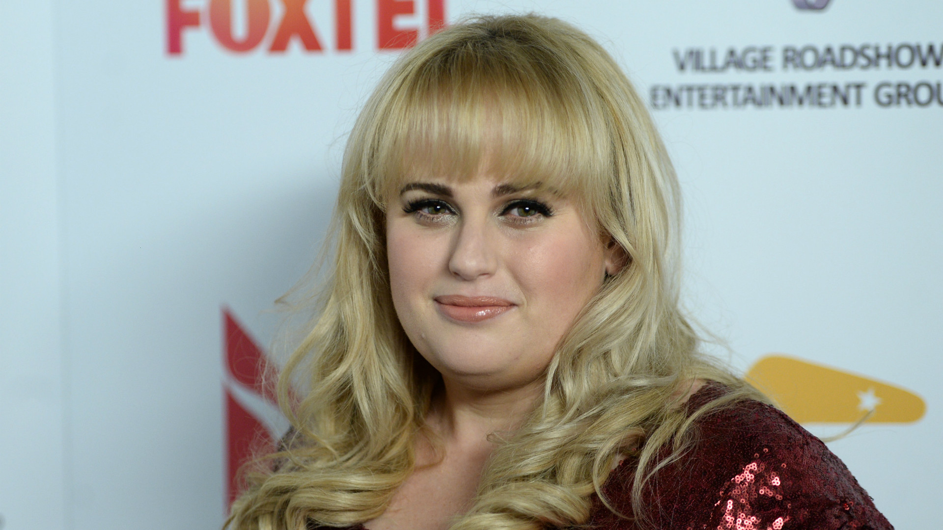 Pitch Perfect star Rebel Wilson