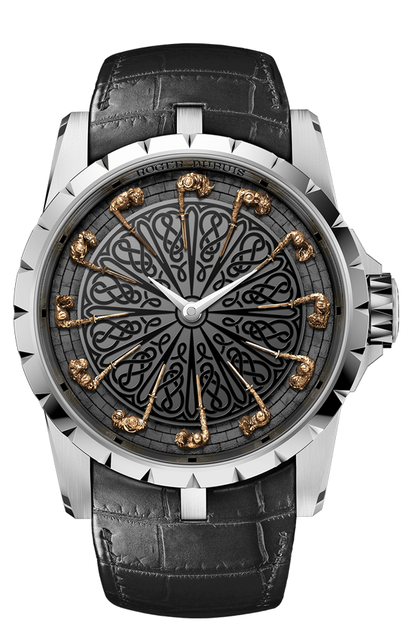 Check out five of the most amazing watch designs - Knights of the round table watch price ...