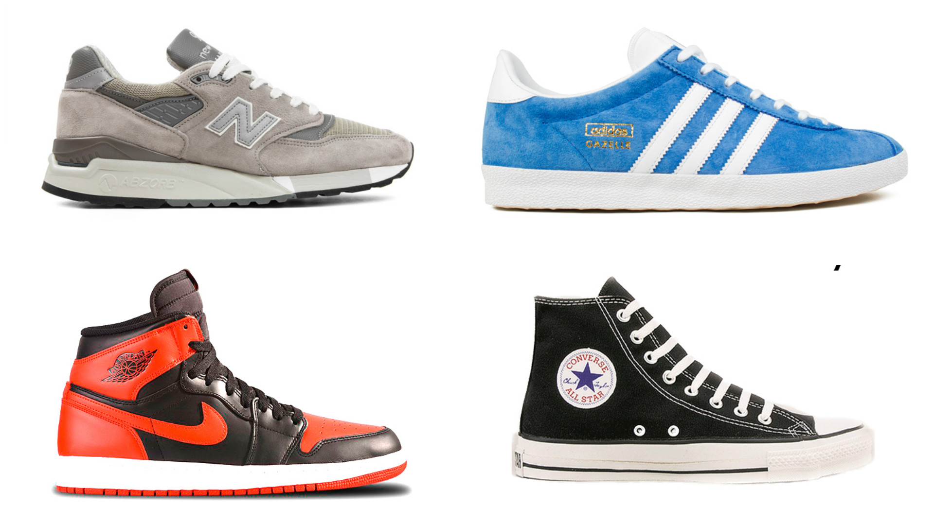 From Nike To New Balance: The 25 Most Iconic Sneaker ...