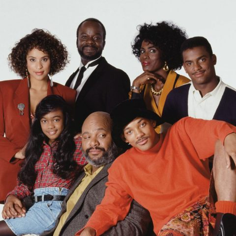 Will Smith and the Banks family