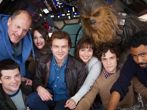 The untitled Han Solo movie
