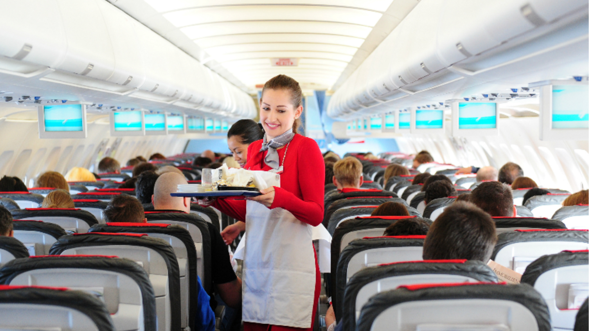 Every scary noise you ll ever hear on a plane explained Airplane cabin noise
