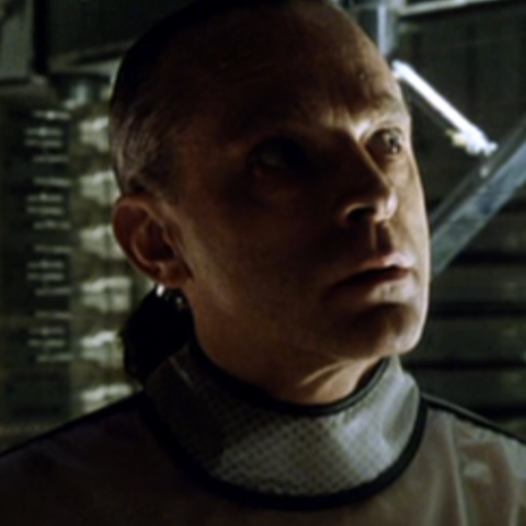 Brad Dourif as Dr Jonathan Gediman as Alien Resurrection