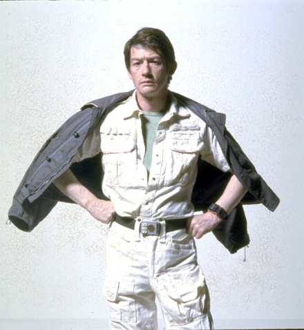 John Hurt as Kane