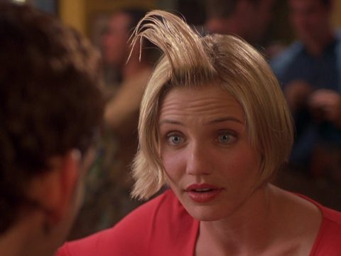 Cameron Diaz in There's Something About Simon.
