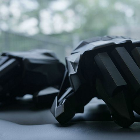 The VRGluv VR gloves