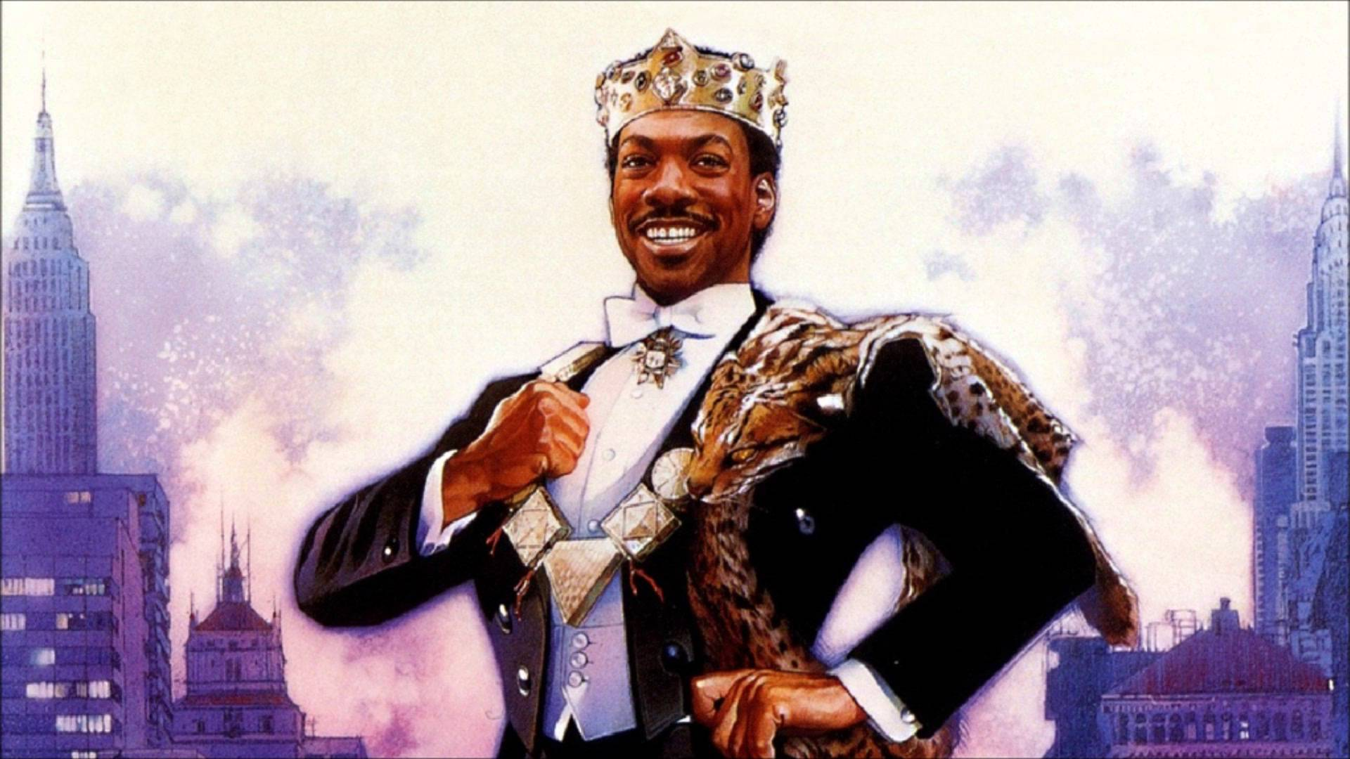Coming to America starring Eddie Murphy