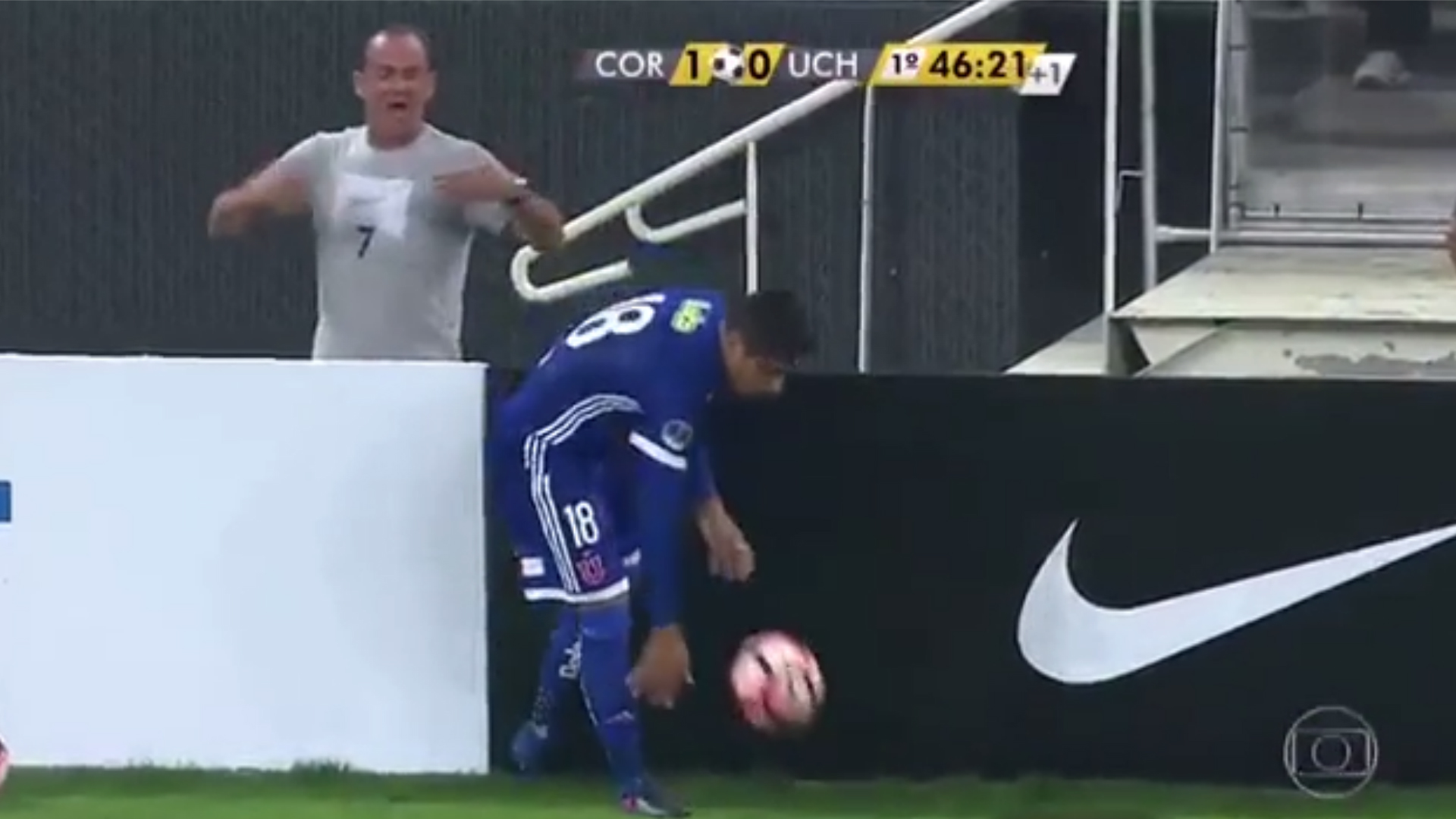 The most amazing dive ever