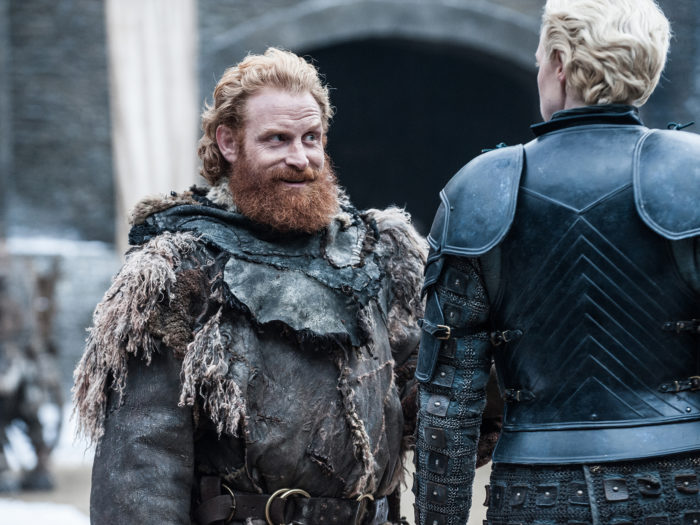 Another still from Game of Thrones