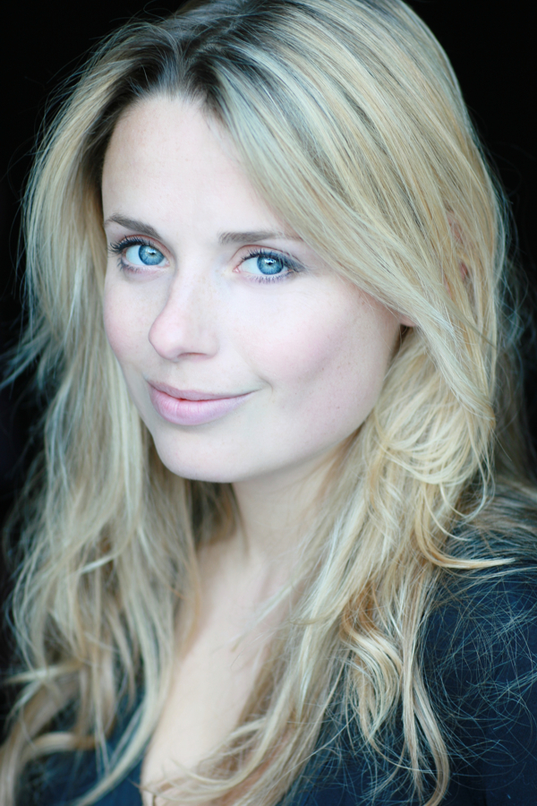 The Queen's Nose star Victoria Shalet