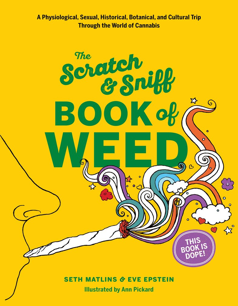 weed book