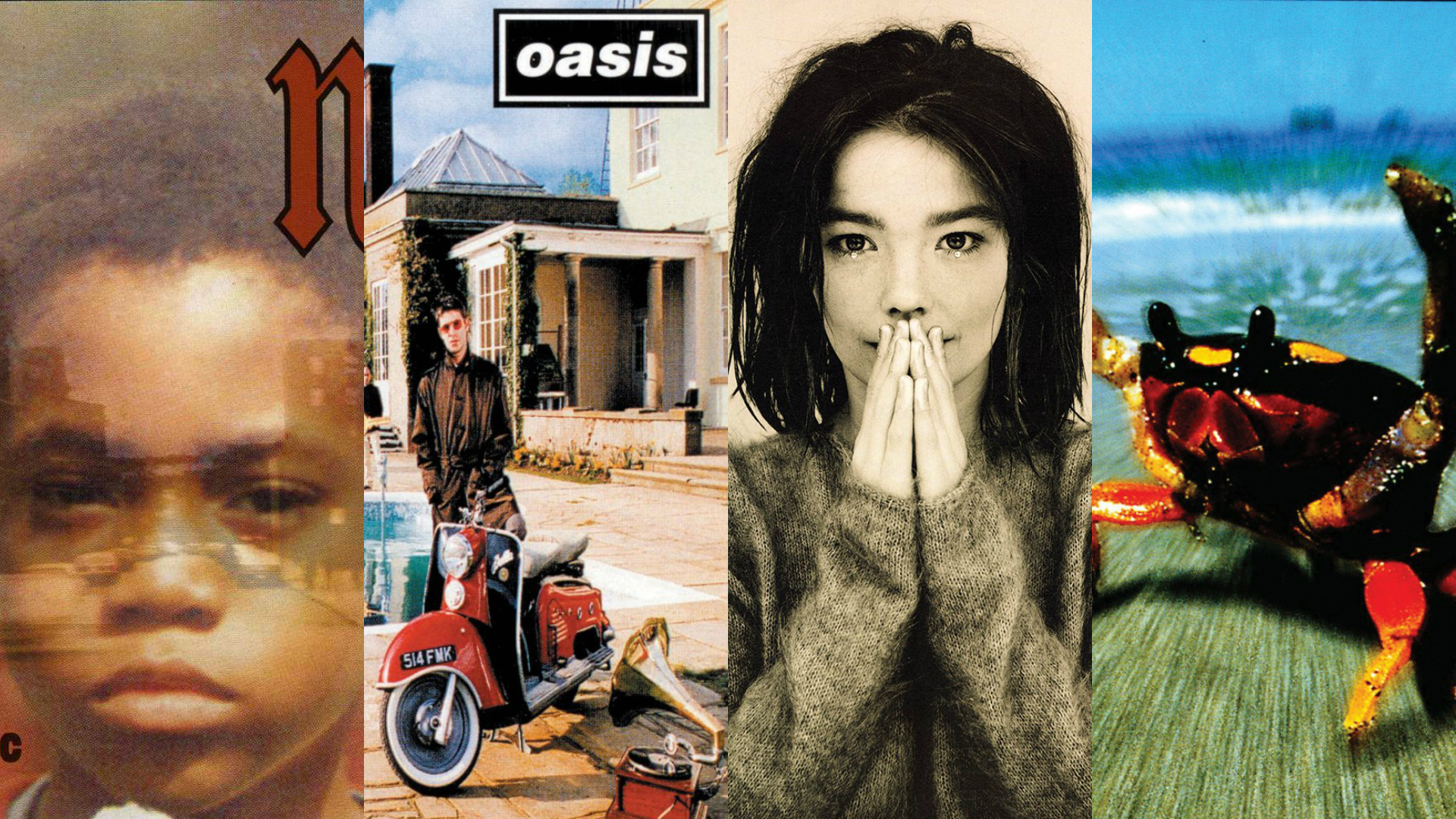 11 incredible albums that perfectly sum up the 90s for Classic house albums 90s