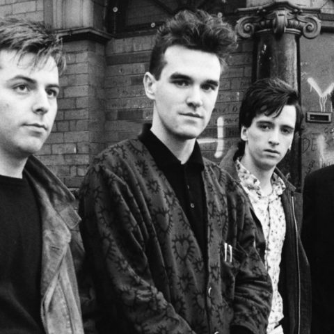 Morrissey and The Smiths