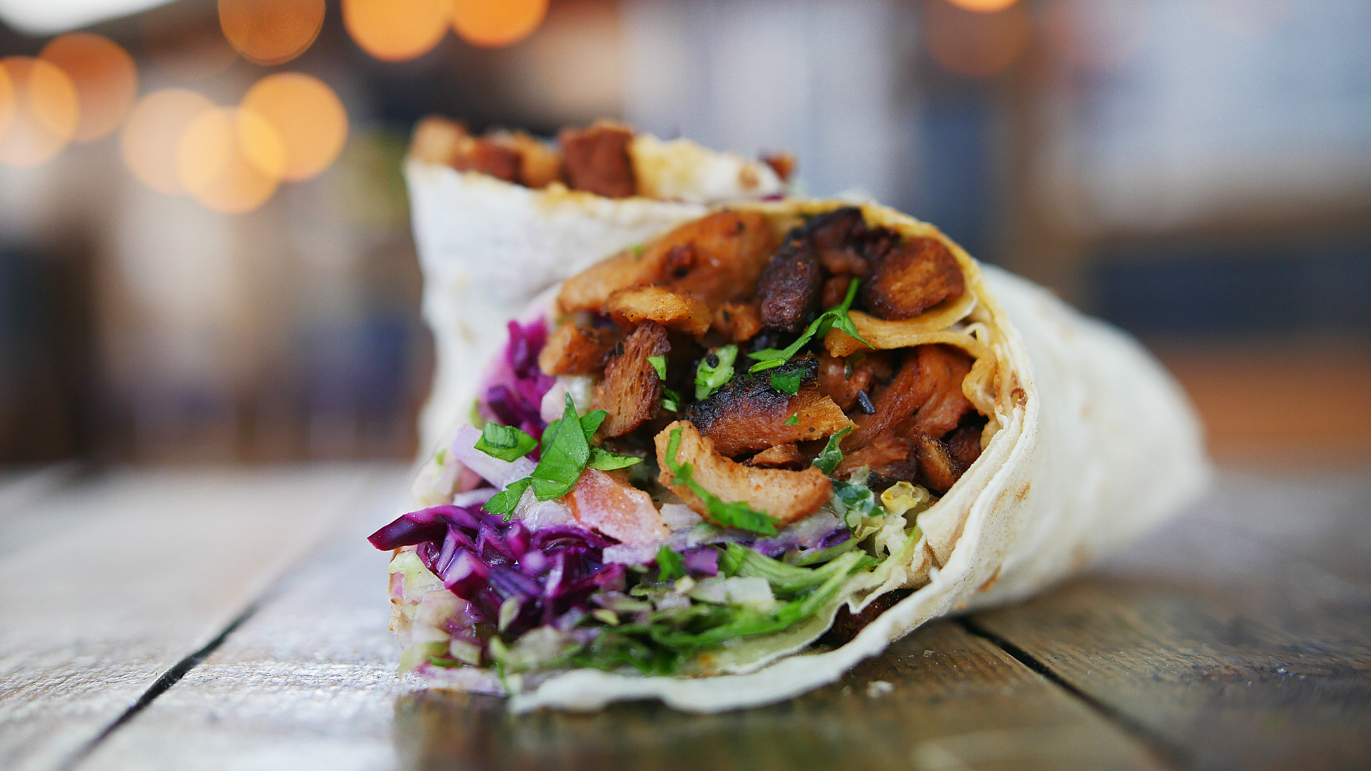 What the Pitta! offers all-vegan kebabs