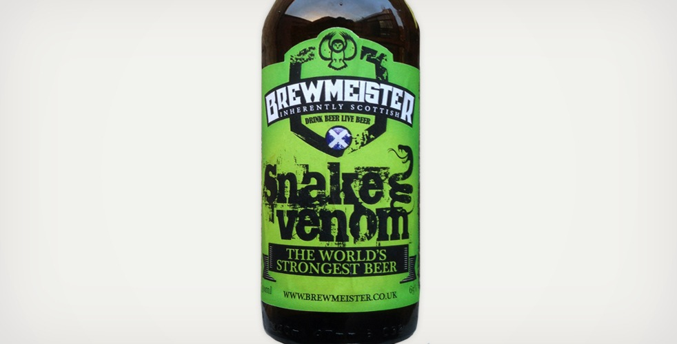 The Snake Bite by Brewmeister.