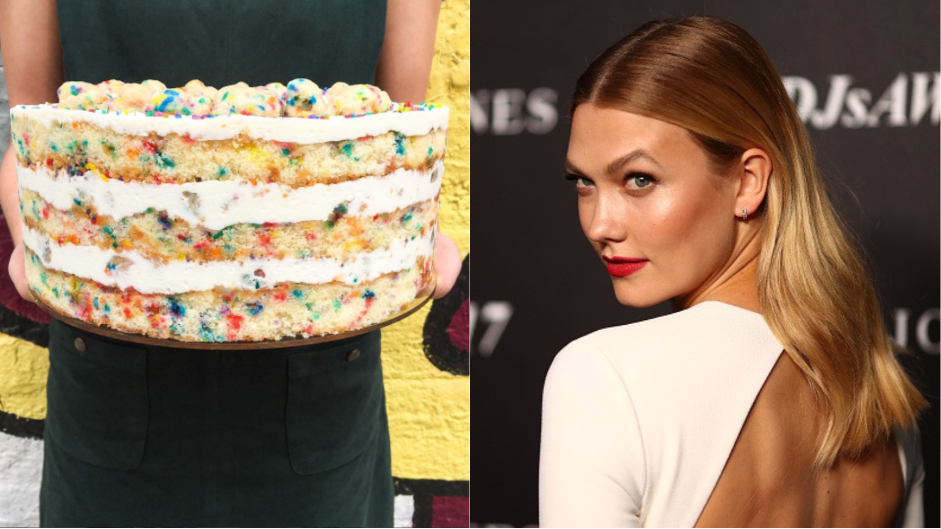 karlie kloss milk bar