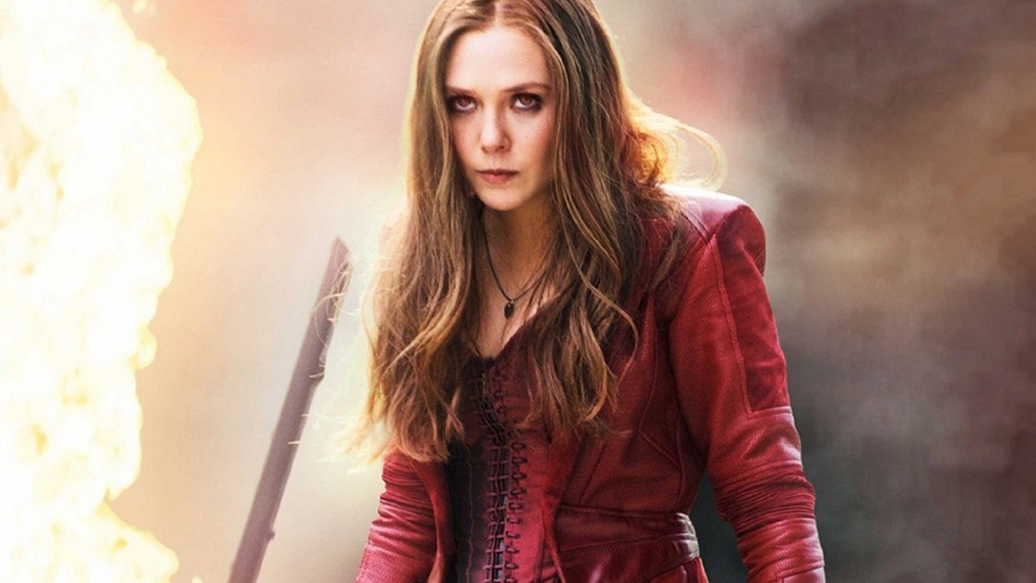 Elizabeth Olsen as Scarlett Witch