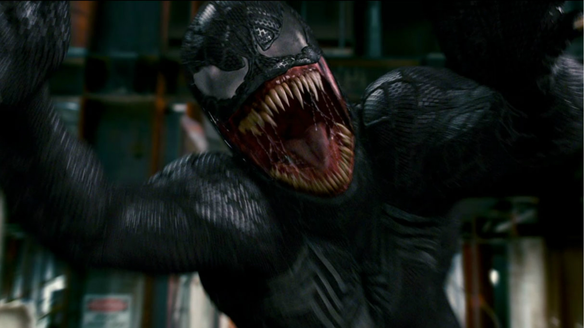 Venom in Super-Man 3