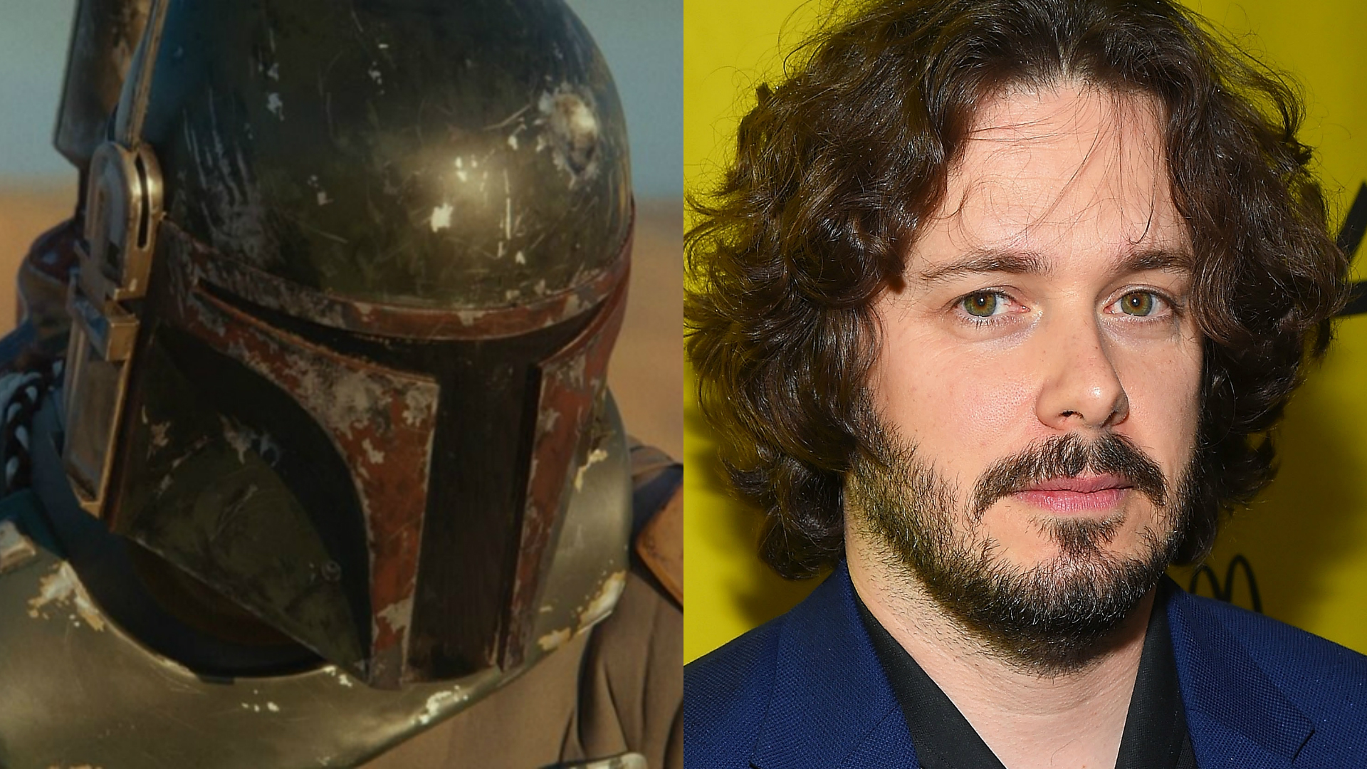 Edgar Wright and Boba Fett