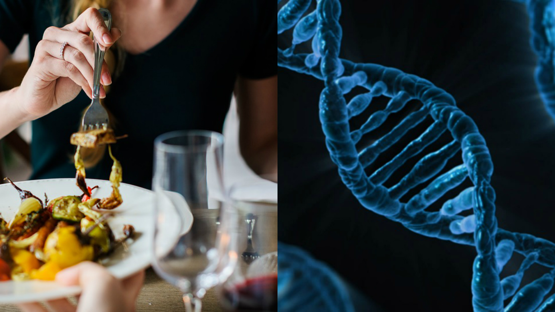 dna and food