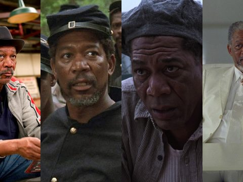 Morgan Freeman's best movies.