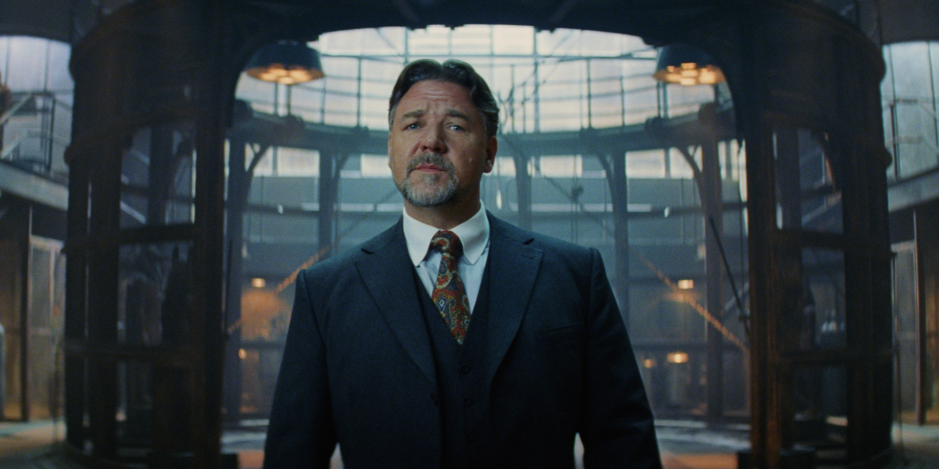 Russell Crowe in The Mummy.