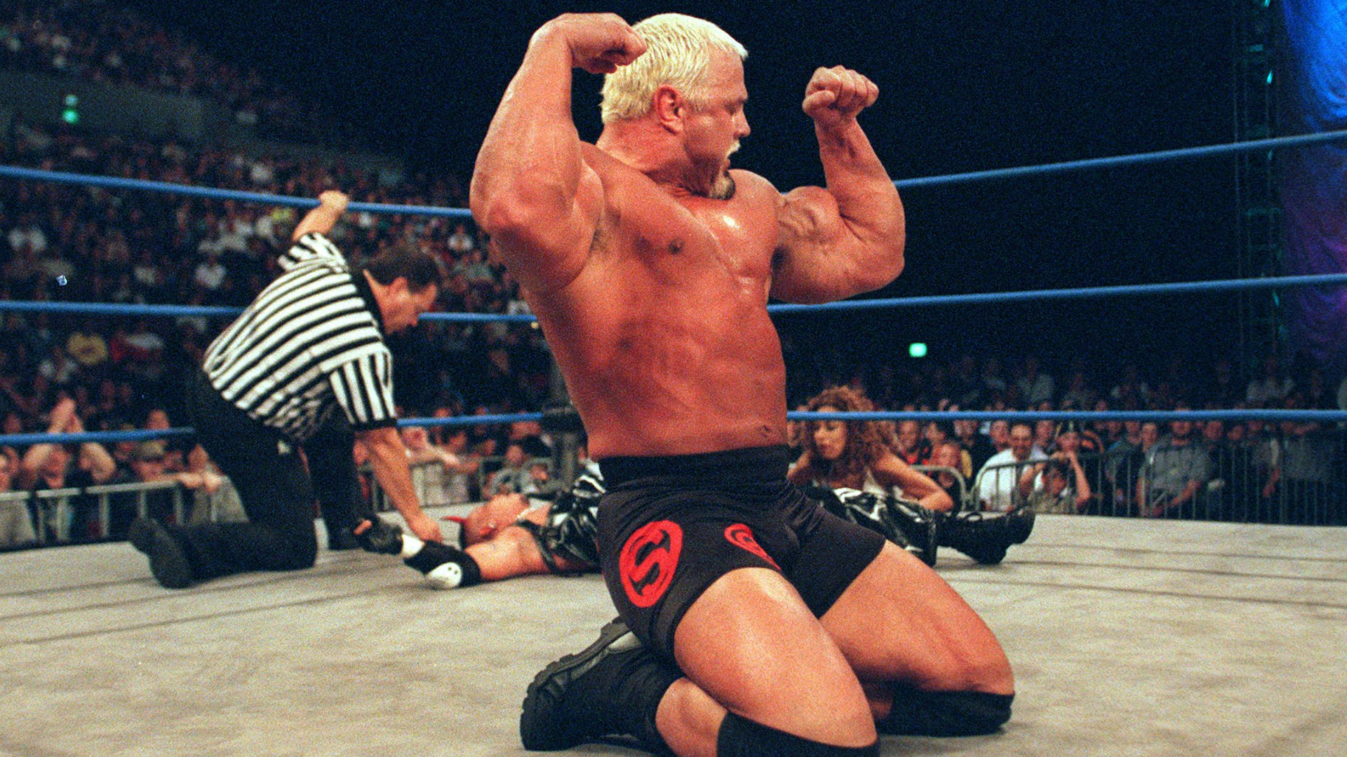 WWE star Scott Steiner