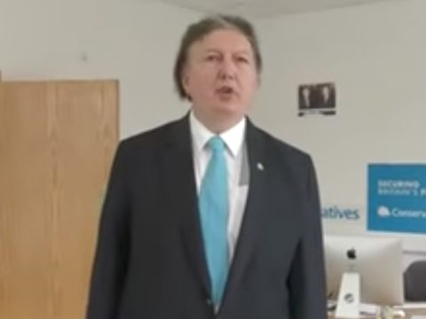 Conservative campaign video from Sir Greg Knight
