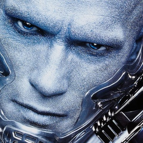 Arnold Schwarzenegger as Mr Freeze.