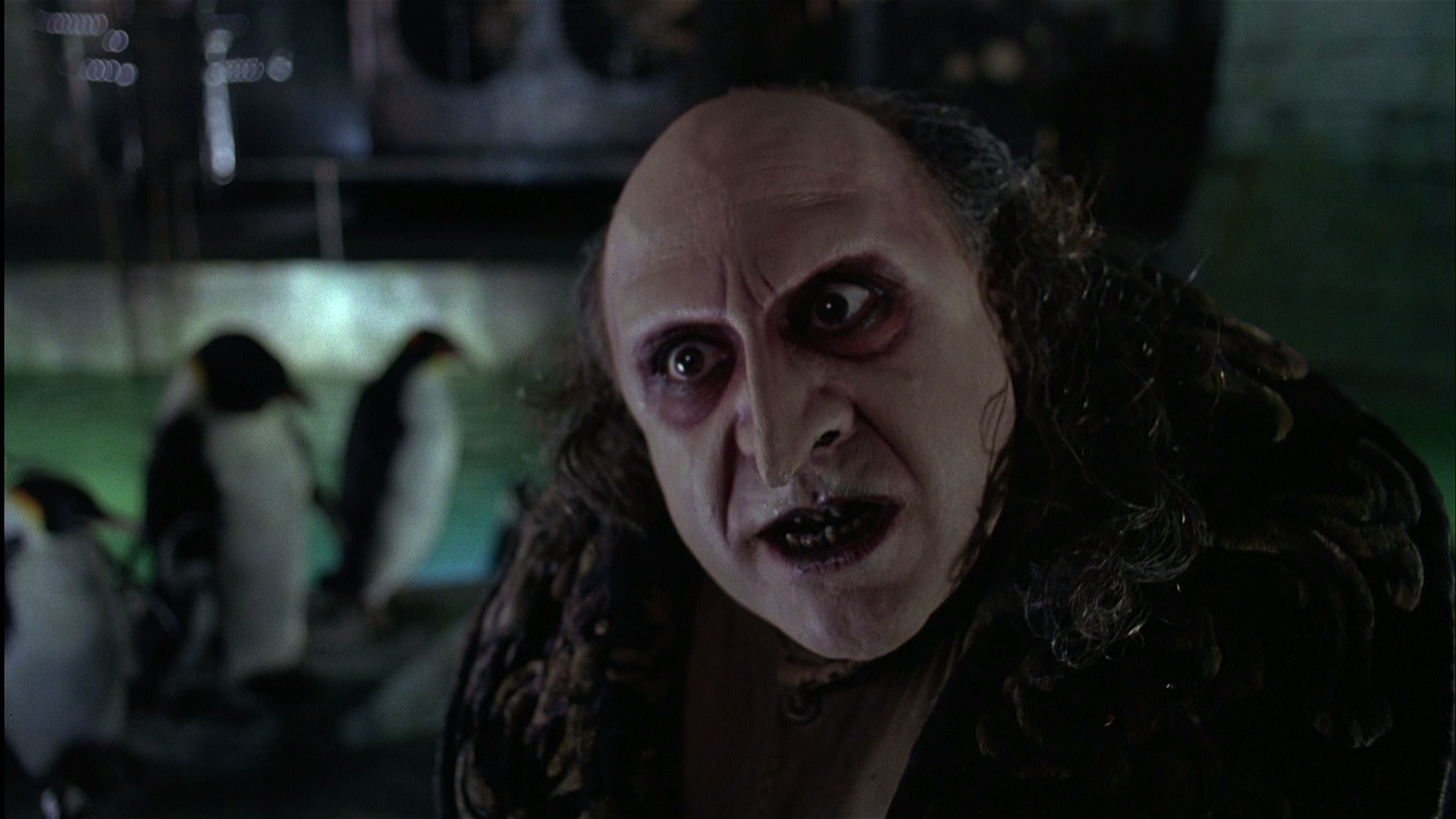 Danny Devito in Batman Returns.