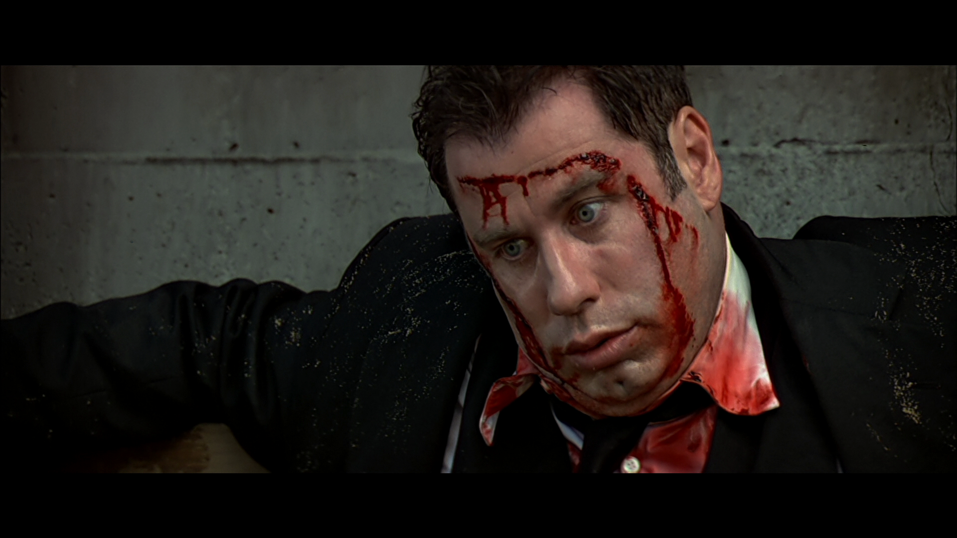 John Travolta in Face/Off