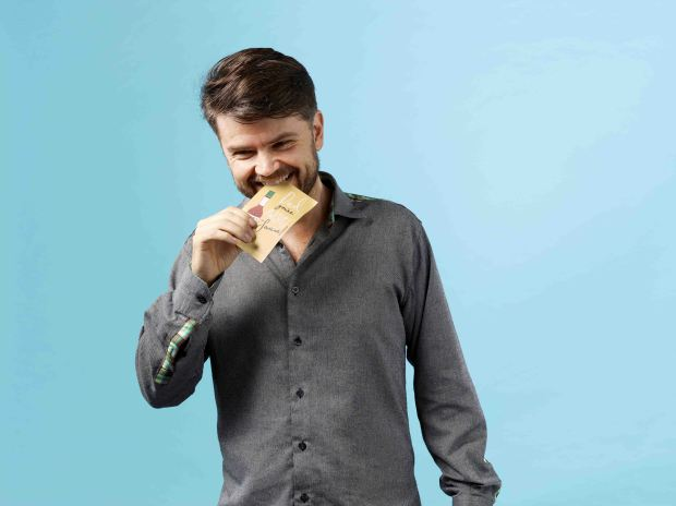 Moonpig Launches World's First Edible Meat Flavoured Cards for F