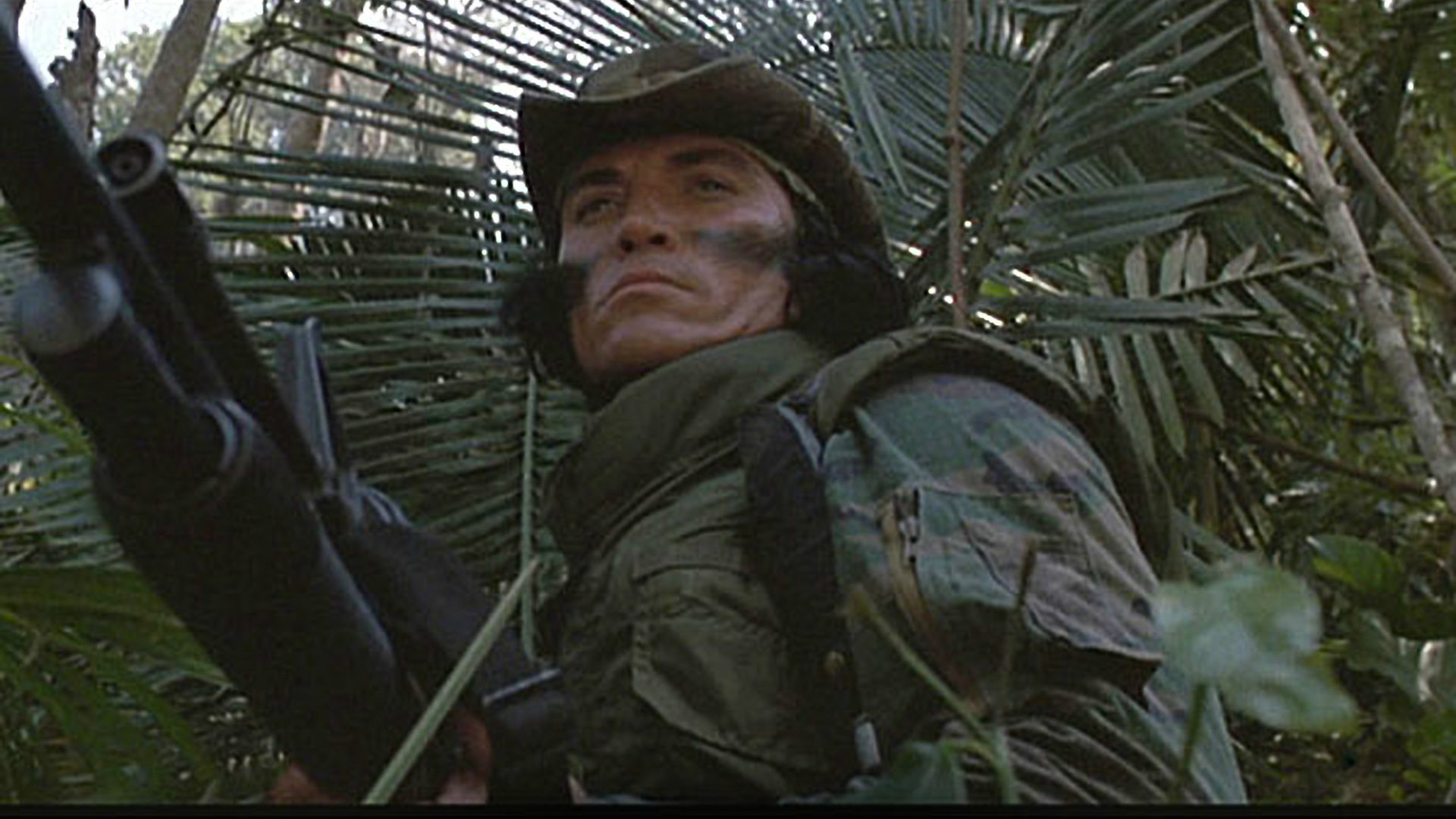 Billy in Predator.