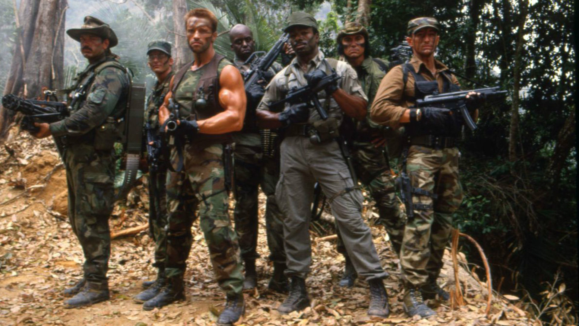 The Writers Of Predator Had Incredible Plans For A Sequel That Never Got Made