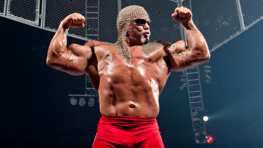 WWE star Scott Steiner.