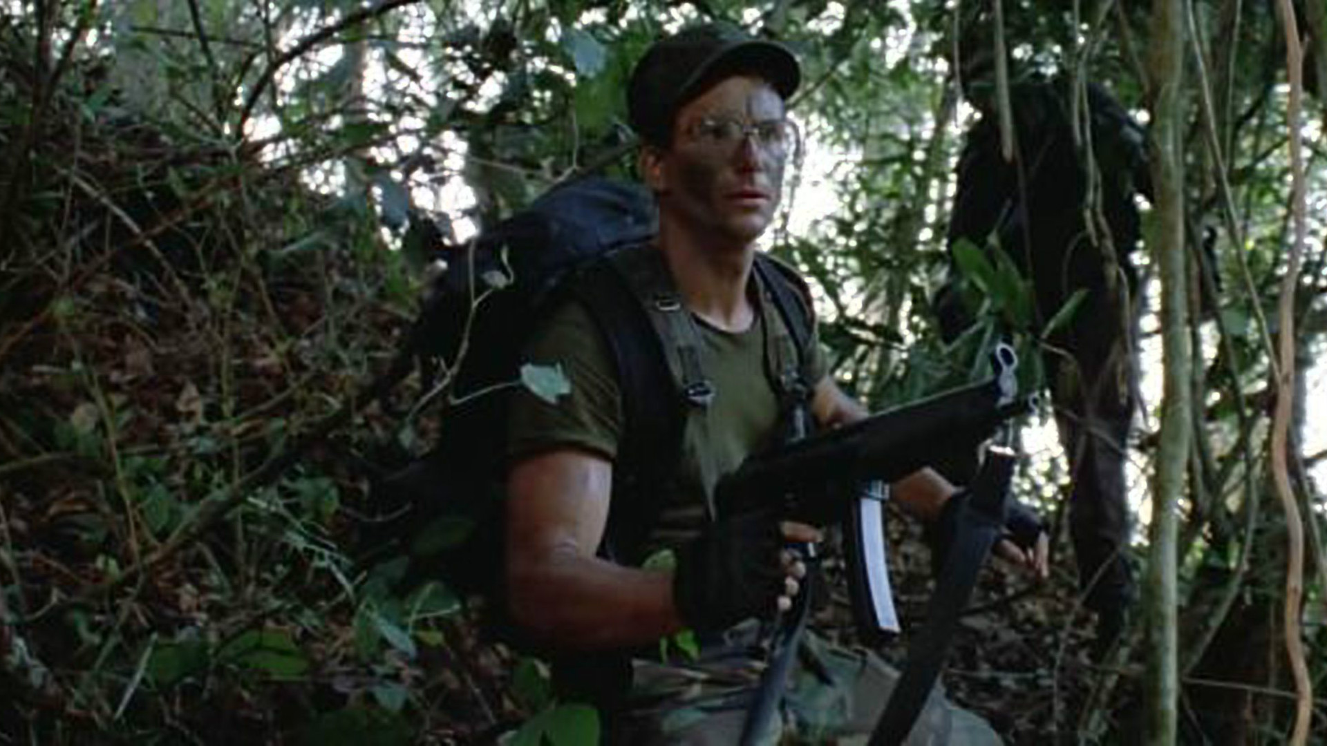 Shane Black in Predator.