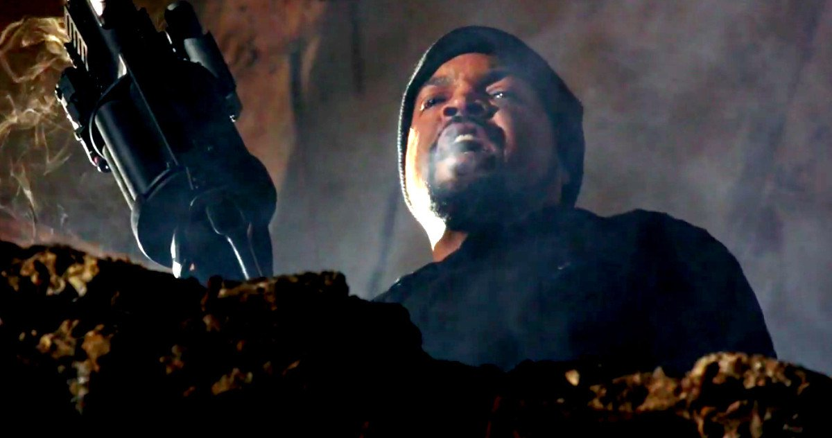 Ice Cube in xXx: Return of Xander Cage