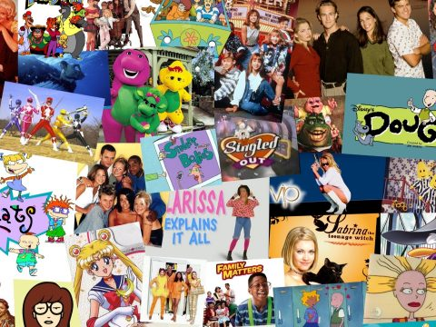 90s kids tv shows