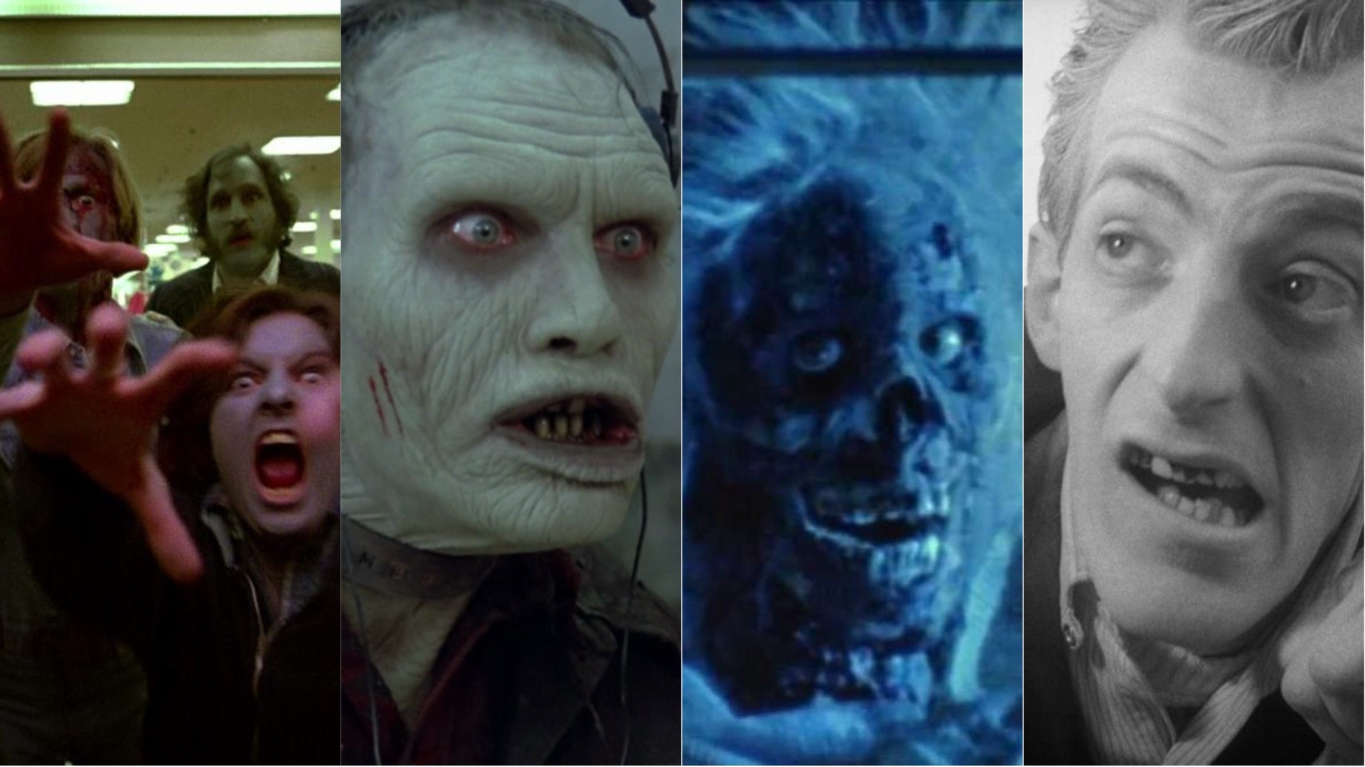 Classic moments from the films of George A. Romero.