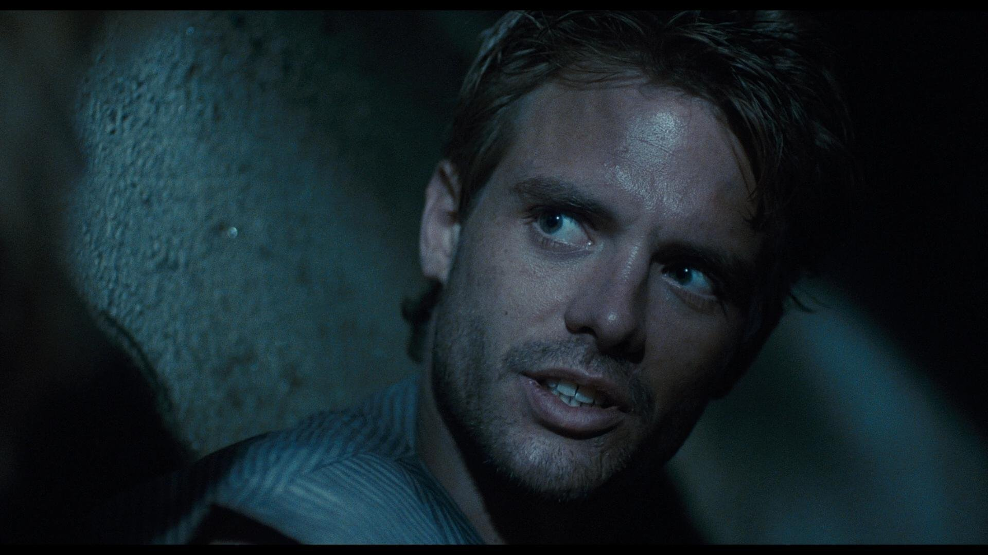 Michael Biehn in Terminator.