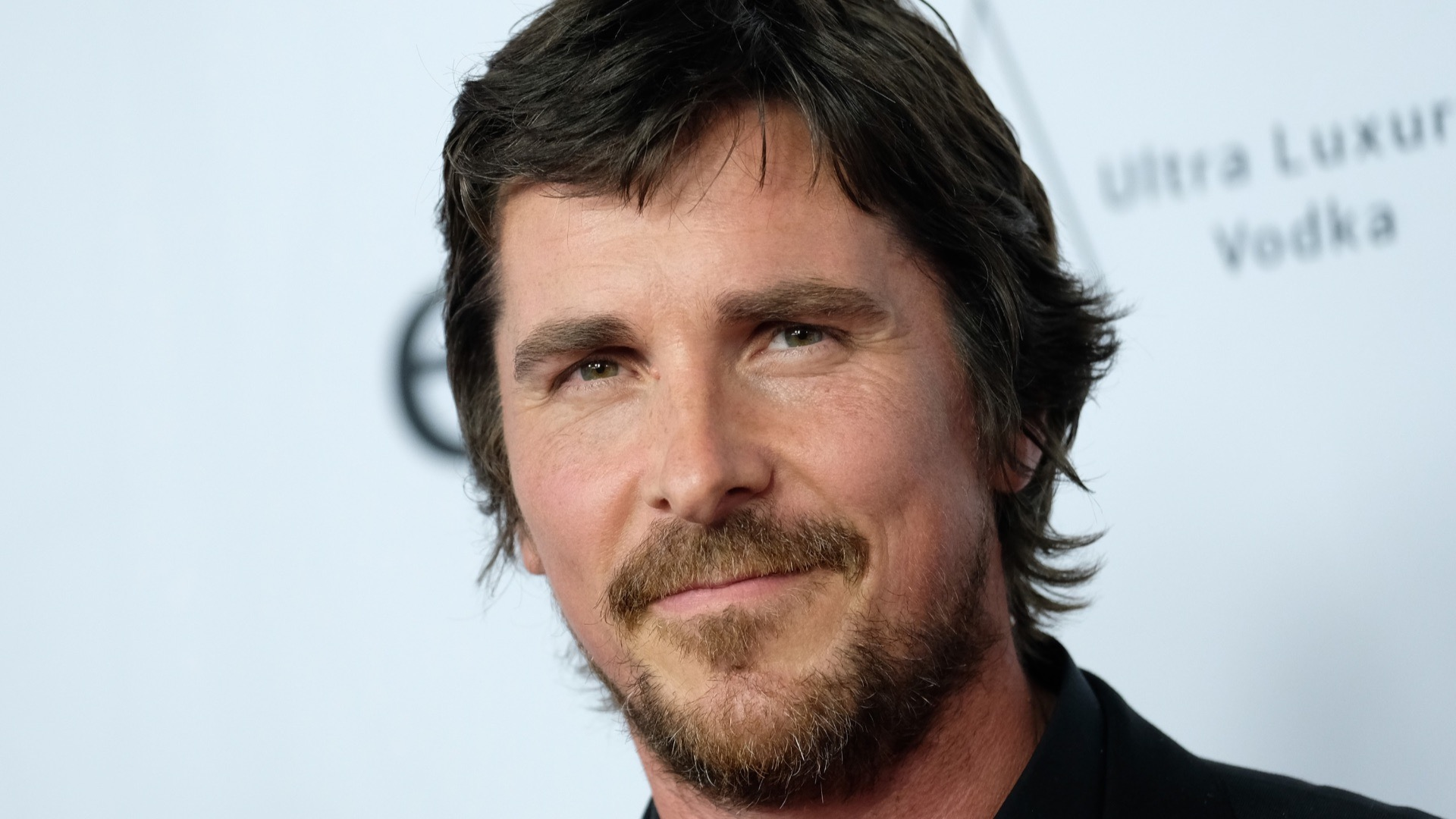 Hollywood star Christian Bale.