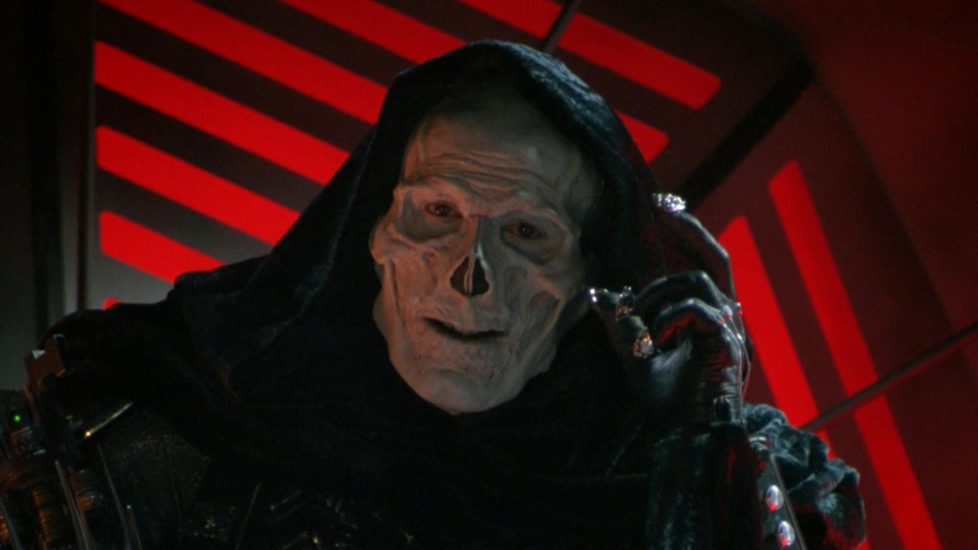 Frank Langella as Skeletor