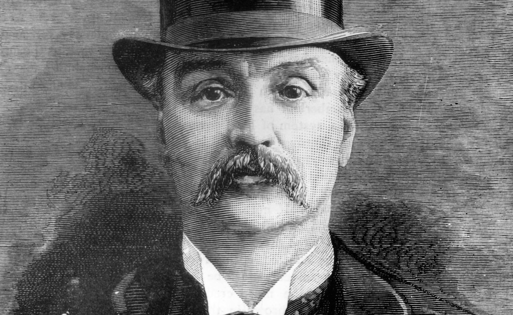 Jack the Ripper suspect James Maybrick.