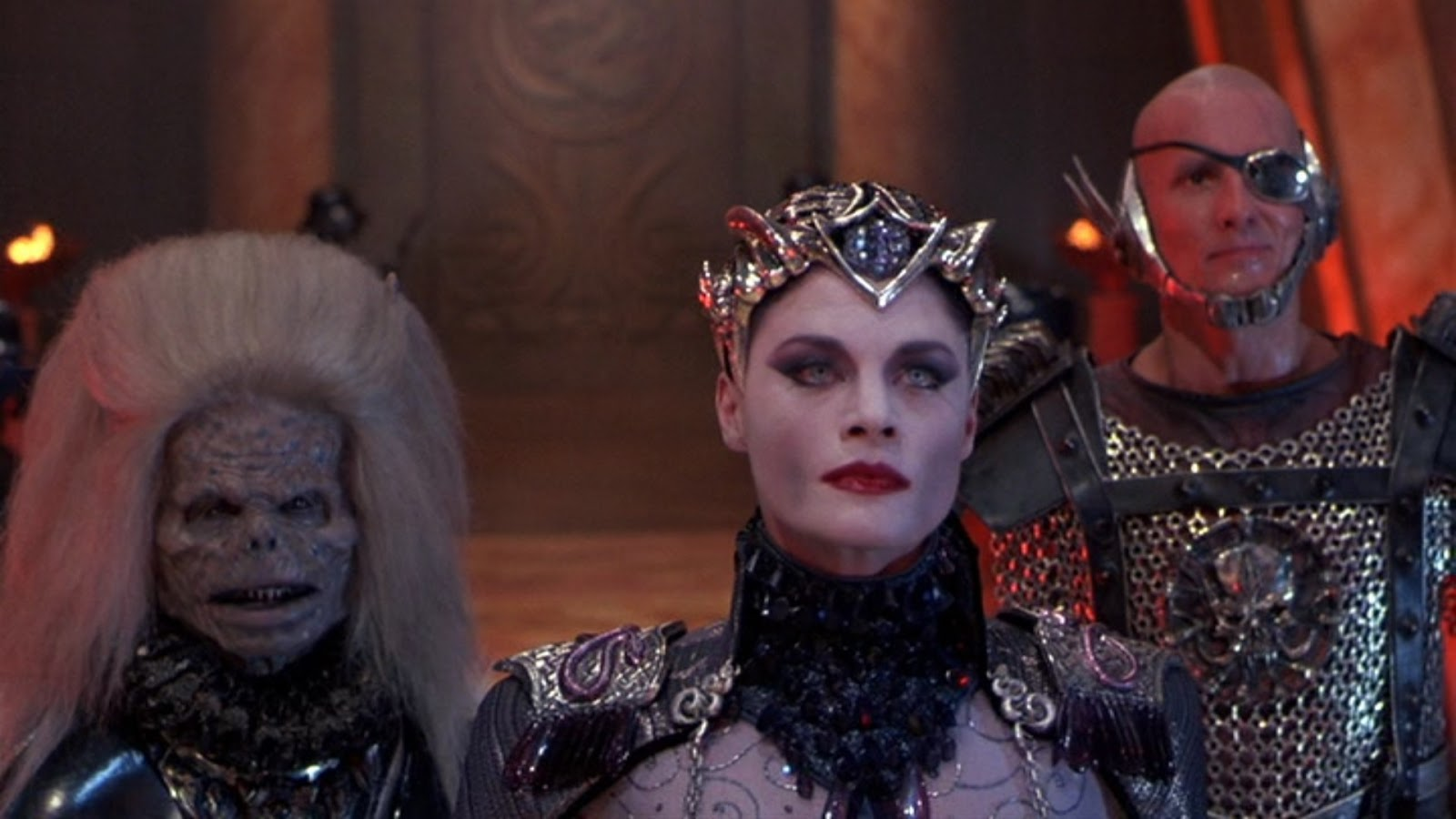 Megan Foster in Masters of the Universe.