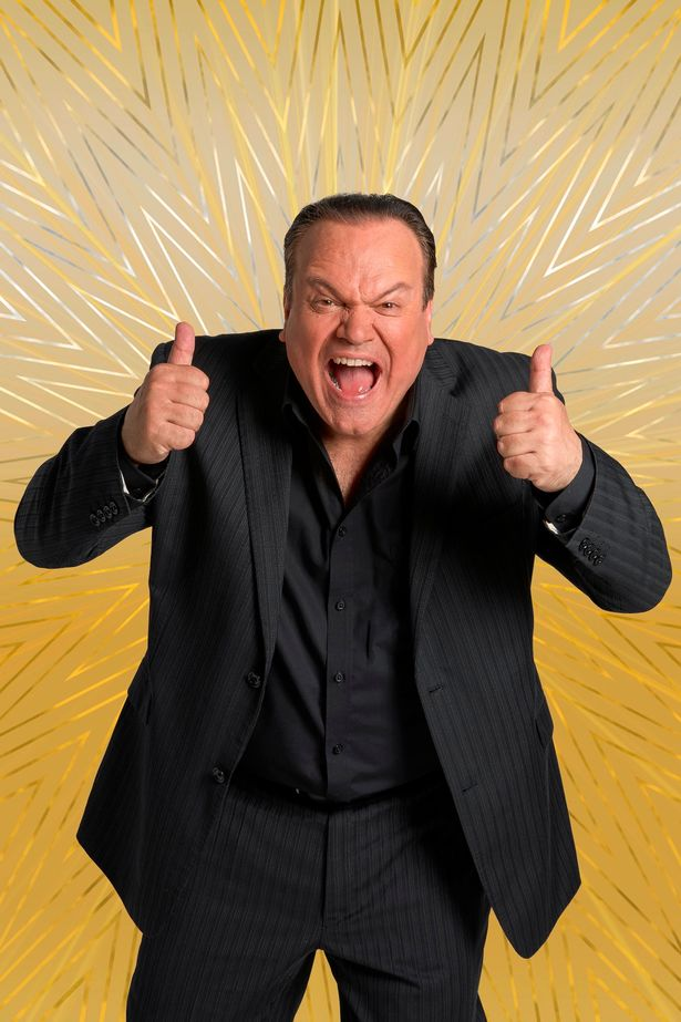 Eastenders' Shaun Williamson.