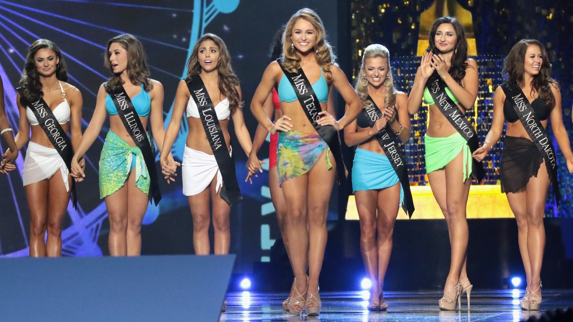 The Miss America pageant.
